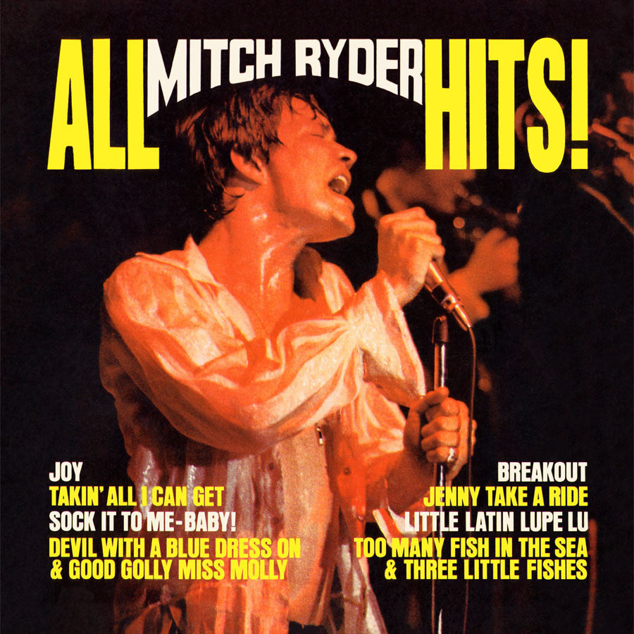 MITCH RYDER | ALL MITCH RYDER HITS (180 GRAM AUDIOPHILE VINYL/LIMITED EDITION)