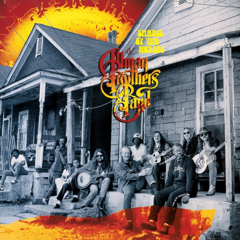 THE ALLMAN BROTHERS | SHADES OF TWO WORLDS (180 GRAM AUDIOPHILE VINYL/LIMITED EDITION/GATEFOLD COVER)