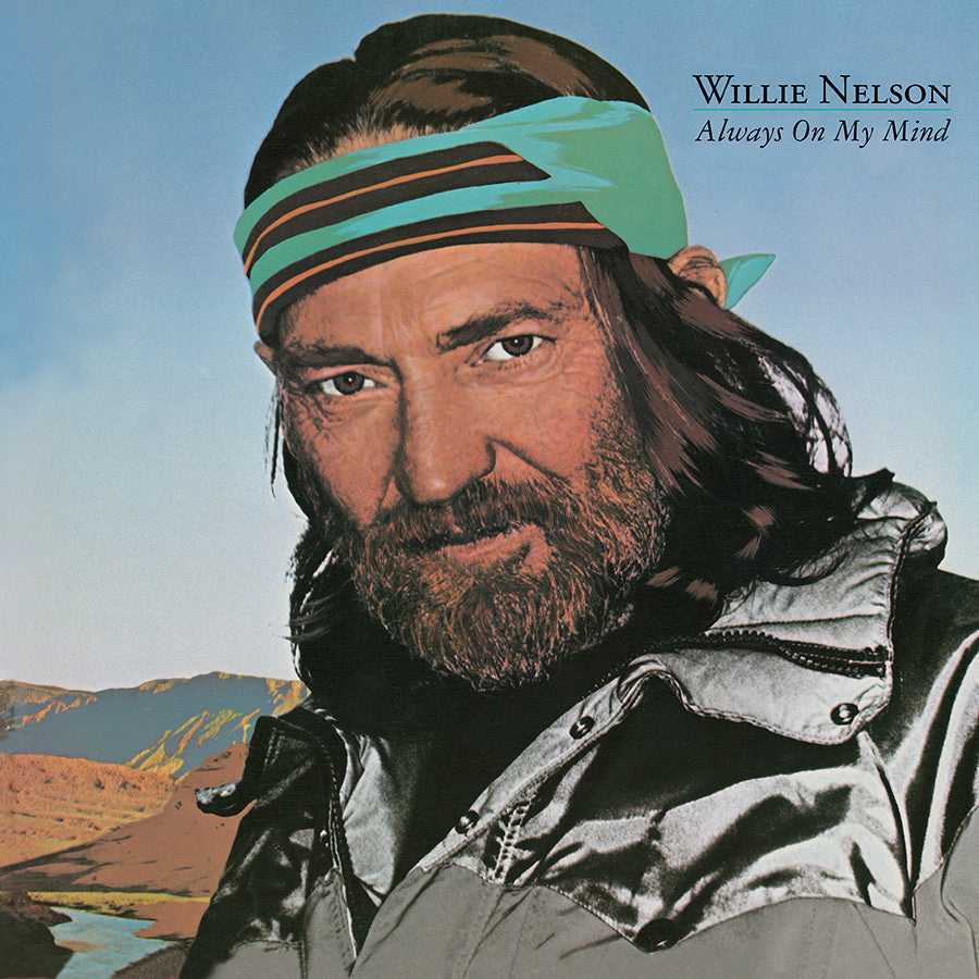 WILLIE NELSON | ALWAYS ON MY MIND (180 GRAM AUDIOPHILE BLUE VINYL/LIMITED EDITION)