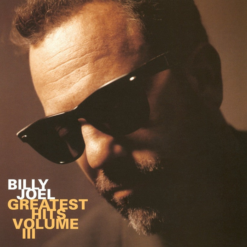 BILLY JOEL | GREATEST HITS VOLUME III (180 GRAM AUDIOPHILE TRANSLUCENT GOLD VINYL/LIMITED EDITION)