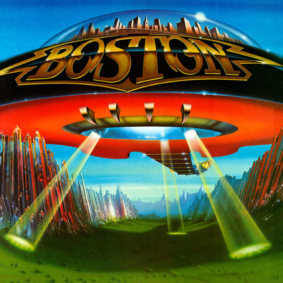 BOSTON | DON'T LOOK BACK LP (180 GRAM AUDIOPHILE VINYL)