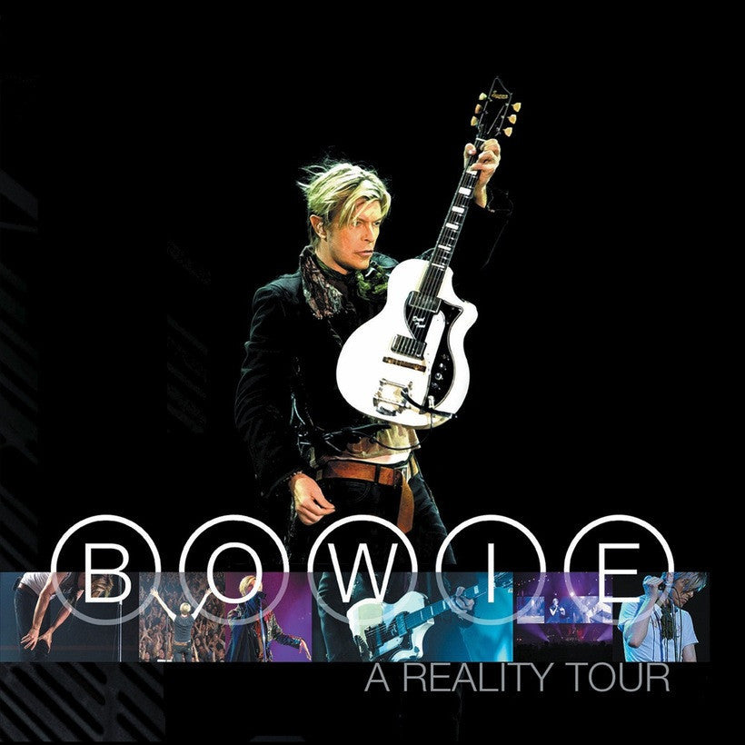 DAVID BOWIE | A REALITY TOUR (180 GRAM AUDIOPHILE TRANSLUCENT BLUE VINYL/LIMITED EDITION/3 L
