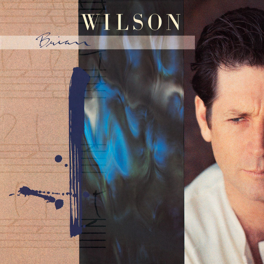 BRIAN WILSON | BRIAN WILSON FEATURING LOVE AND MERCY (180 GRAM AUDIOPHILE BLUE VINYL/LTD. ED)