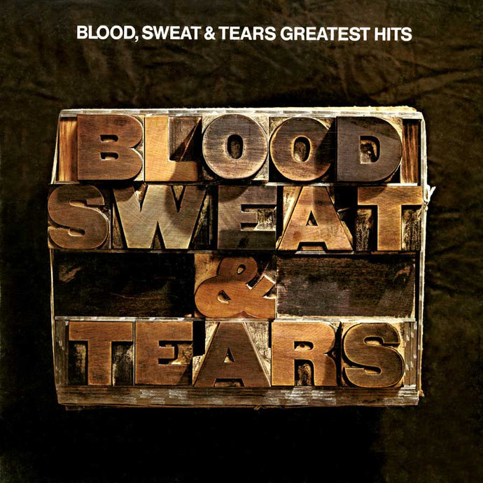 BLOOD, SWEAT & TEARS | GREATEST HITS LP