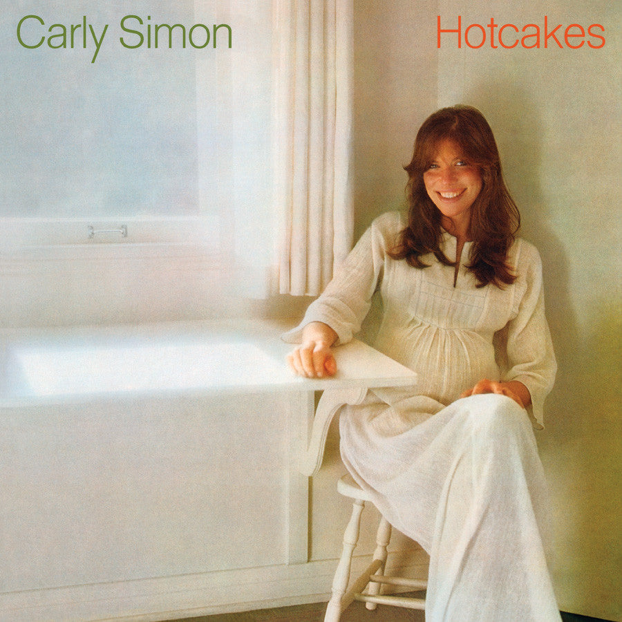 CARLY SIMON | HOTCAKES (180 GRAM AUDIOPHILE VINYL/LIMITED ANNIVERSARY EDITION)