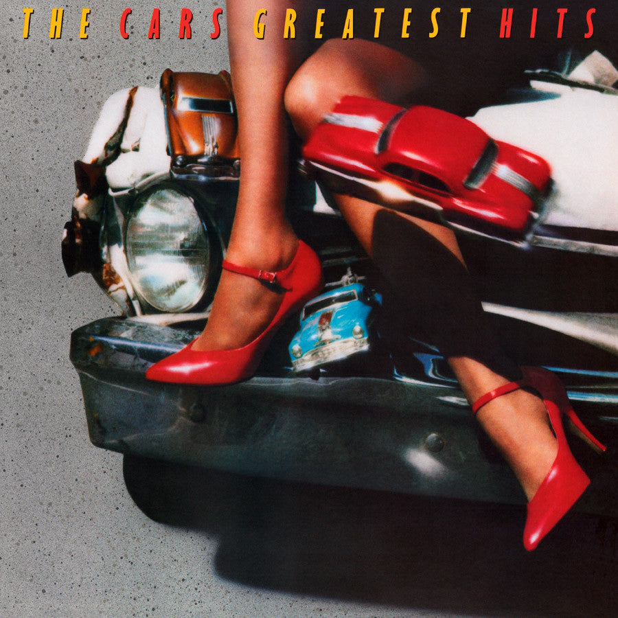 THE CARS | THE CARS GREATEST HITS LP (180 GRAM AUDIOPHILE VINYL)