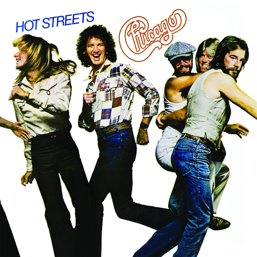 CHICAGO | HOT STREETS/EXPANDED AND REMASTERED CD