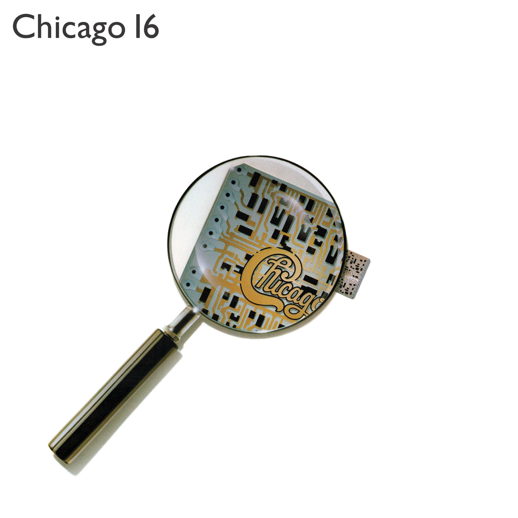 CHICAGO | CHICAGO 16 (180 GRAM AUDIOPHILE VINYL/LIMITED ANNIVERSARY EDITION/GATEFOLD COVER)