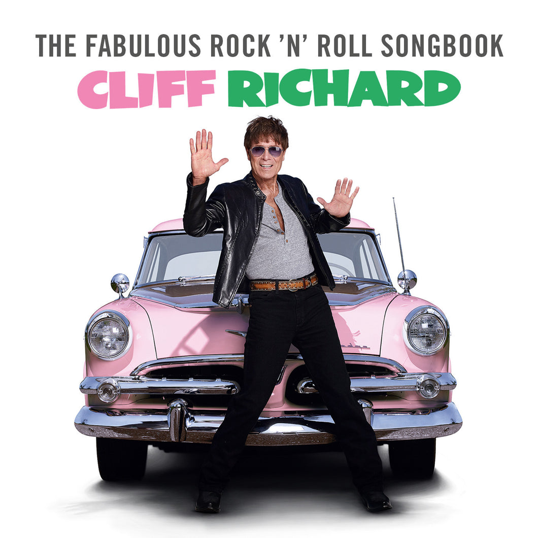 CLIFF RICHARD | THE FABULOUS ROCK N' ROLL SONGBOOK