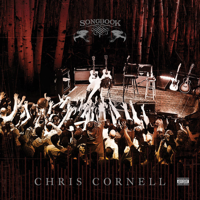 CHRIS CORNELL | SONGBOOK LP (180 GRAM AUDIOPHILE VINYL)