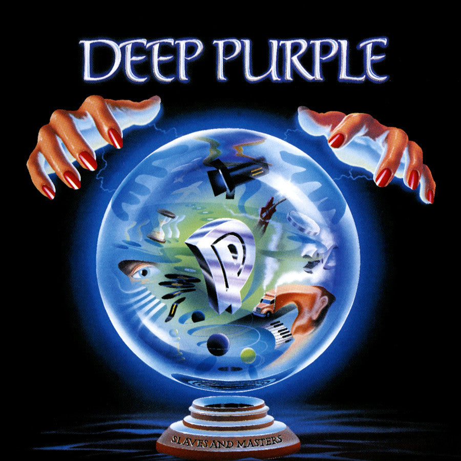 DEEP PURPLE | SLAVES AND MASTERS/ THE DELUXE EDITION CD