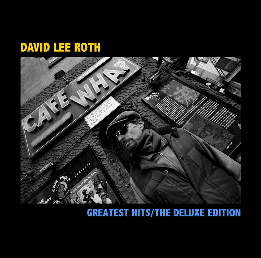 DAVID LEE ROTH | GREATEST HITS-THE DELUXE EDITION CD/DVD