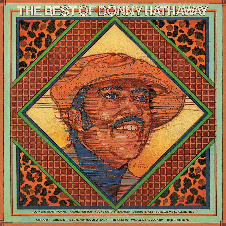DONNY HATHAWAY | THE BEST OF DONNY HATHAWAY (180 GRAM AUDIOPHILE VINYL/LIMITED EDITION)