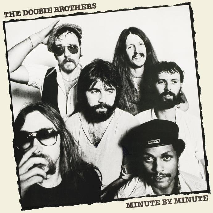 THE DOOBIE BROTHERS | MINUTE BY MINUTE LP (180 GRAM AUDIOPHILE VINYL)