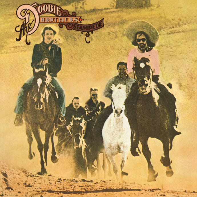THE DOOBIE BROTHERS | STAMPEDE (180 GRAM AUDIOPHILE VINYL/LIMITED ANNIVERSARY EDITION/GATEFOLD COVER)