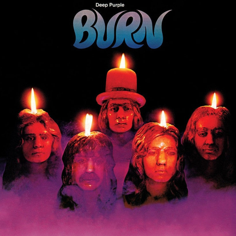 DEEP PURPLE | BURN LP (180 GRAM AUDIOPHILE VINYL)