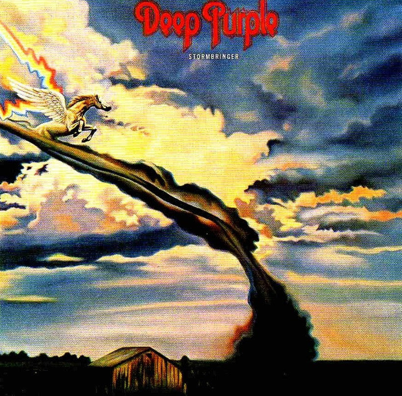 DEEP PURPLE | STORMBRINGER CD