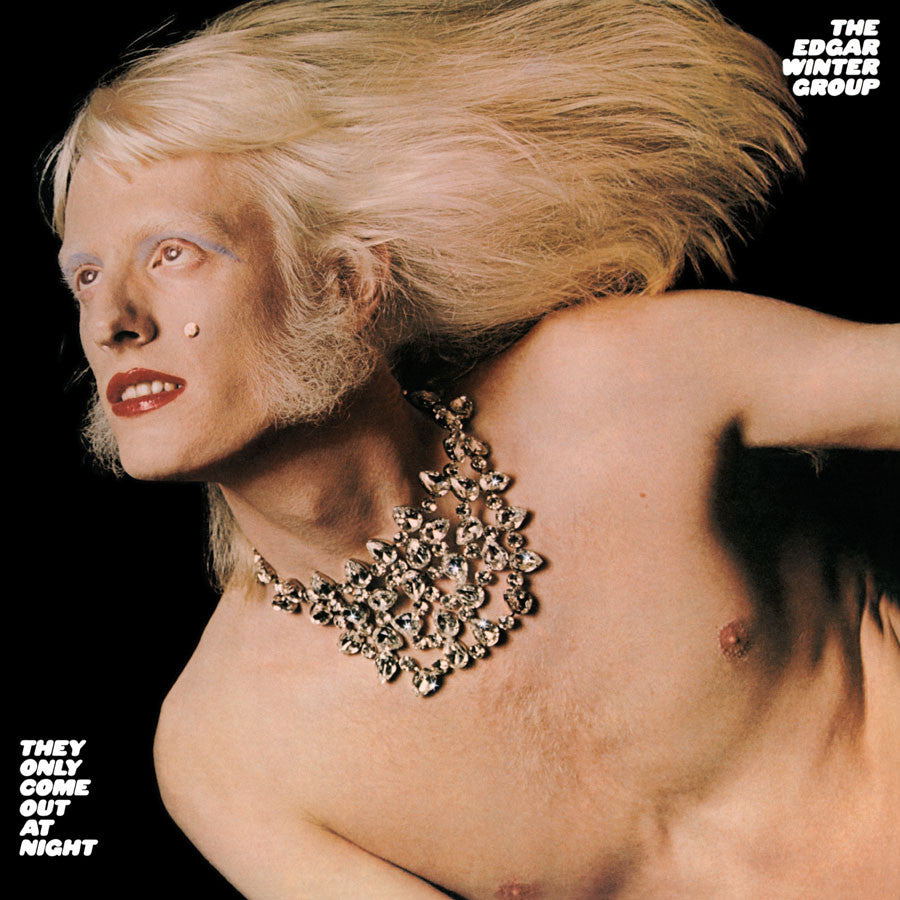 EDGAR WINTER | THEY ONLY COME OUT AT NIGHT (180 GRAM AUDIOPHILE VINYL/ANNIVERSARY LIMITED EDITION)