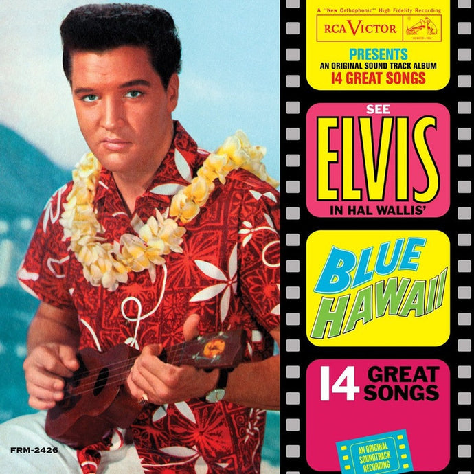 ELVIS PRESLEY | BLUE HAWAII (180 GRAM AUDIOPHILE VINYL/LIMITED EDITION)