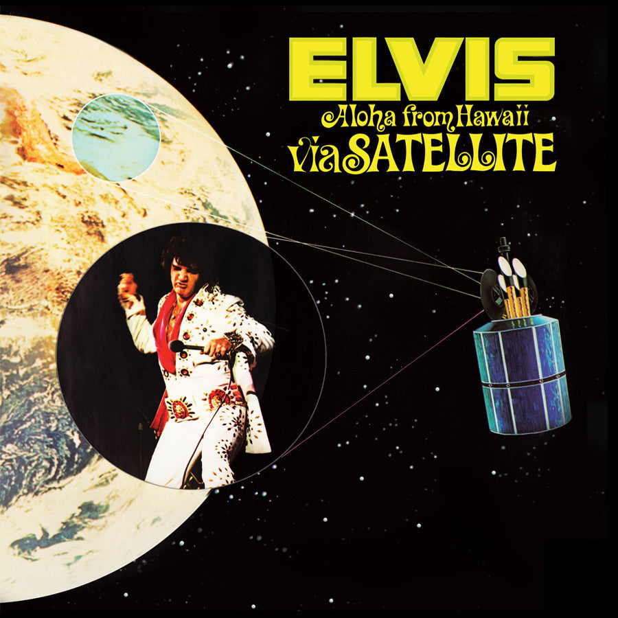 ELVIS PRESLEY | ALOHA FROM HAWAII VIA SATELLITE (180 GRAM AUDIOPHILE VINYL/LIMITED EDITION)