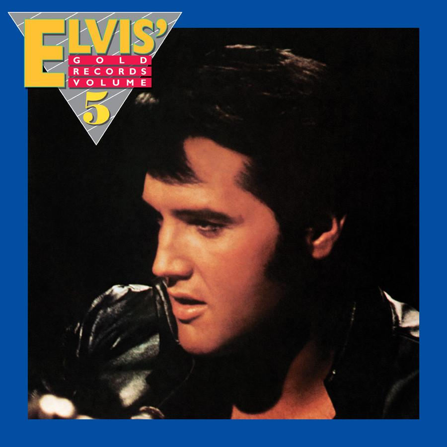 Elvis Presley | Elvis' Gold Records Volume 5 (180 Gram Audiophile Translucent Gold Vinyl/Limited Anniversary Edition/Gatefold Cover)