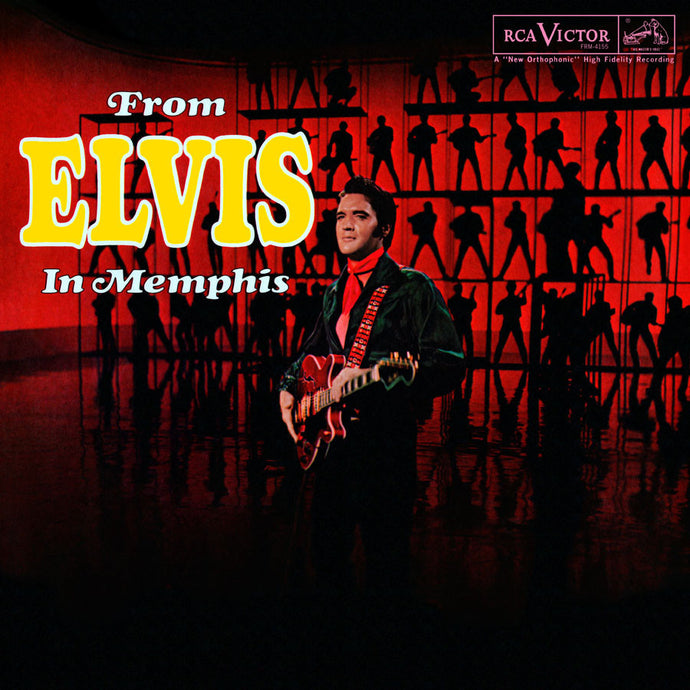 ELVIS PRESLEY | FROM ELVIS IN MEMPHIS (180 GRAM AUDIOPHILE VINYL/LIMITED EDITION)