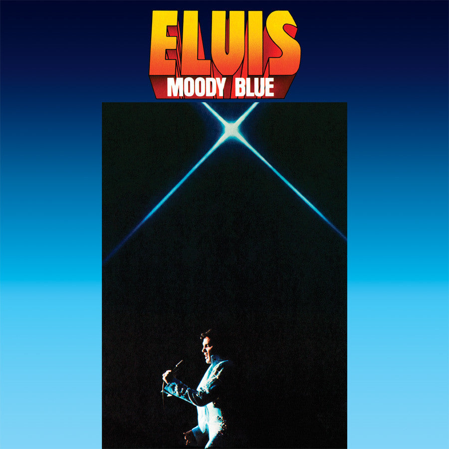ELVIS PRESLEY | MOODY BLUE (180 GRAM AUDIOPHILE/LIMITED ANNIVERSARY EDITION)