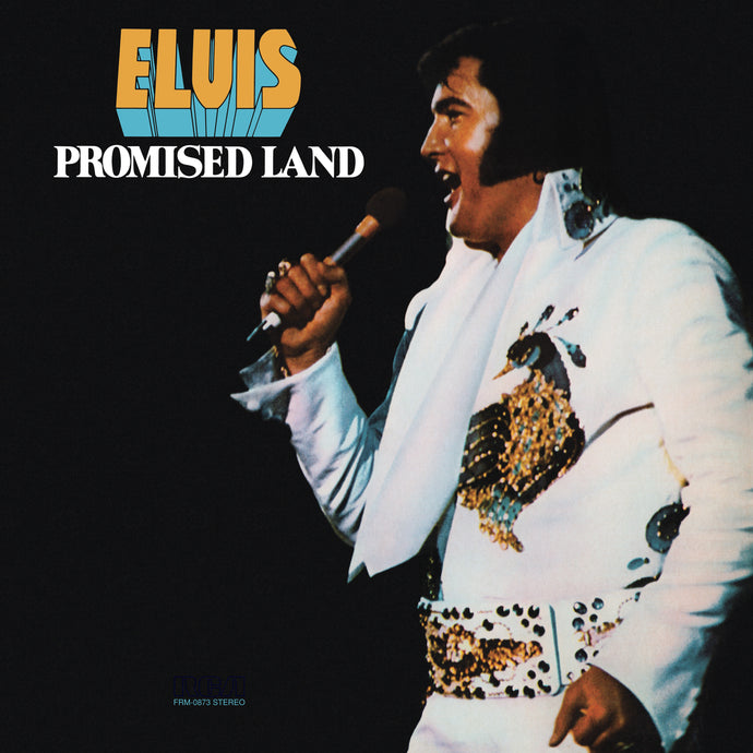 ELVIS PRESLEY | PROMISED LAND (180 GRAM AUDIOPHILE TRANSLUCENT GOLD VINYL/LIMITED EDITION/GATE