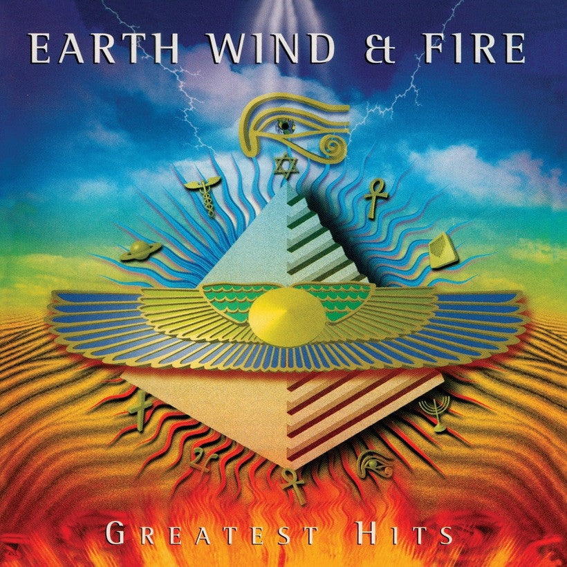 EARTH, WIND & FIRE | GREATEST HITS (180 GRAM AUDIOPHILE TRANSLUCENT GOLD VINYL/LIMITED ANNIVERSARY EDITION)
