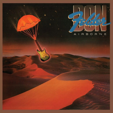 DON FELDER | AIRBORNE CD (Limited Anniversary Edition/Original Recording Master)