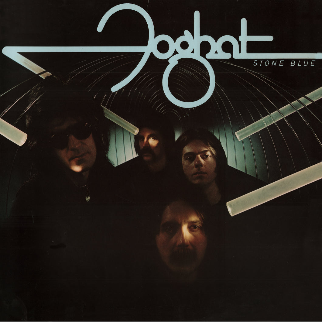 Foghat | STONE BLUE (180 Gram Audiophile Translucent Blue Vinyl/40th Anniversary Limited Edition/Gatefold Cover)
