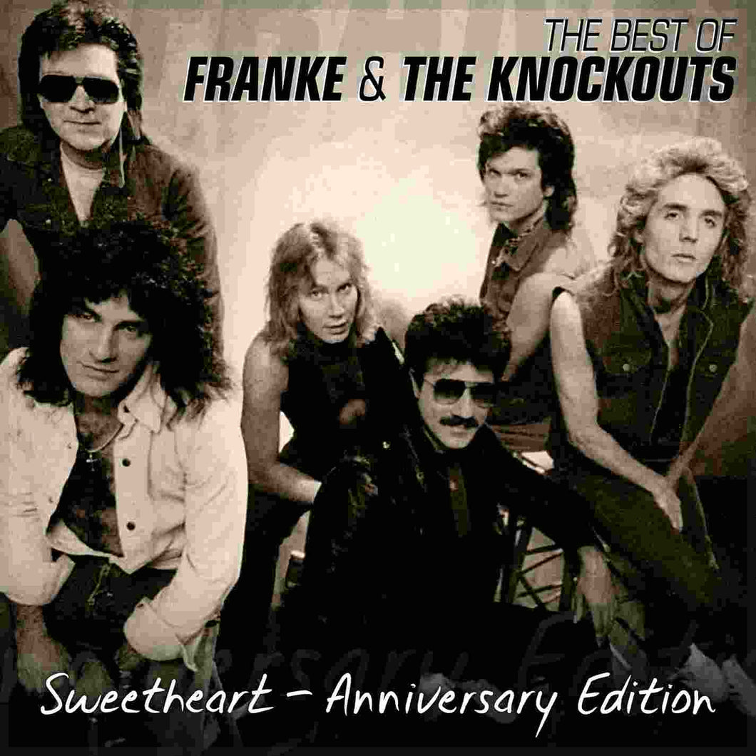 FRANKE & THE KNOCKOUTS | THE BEST OF FRANKE & THE KNOCKOUTS CD