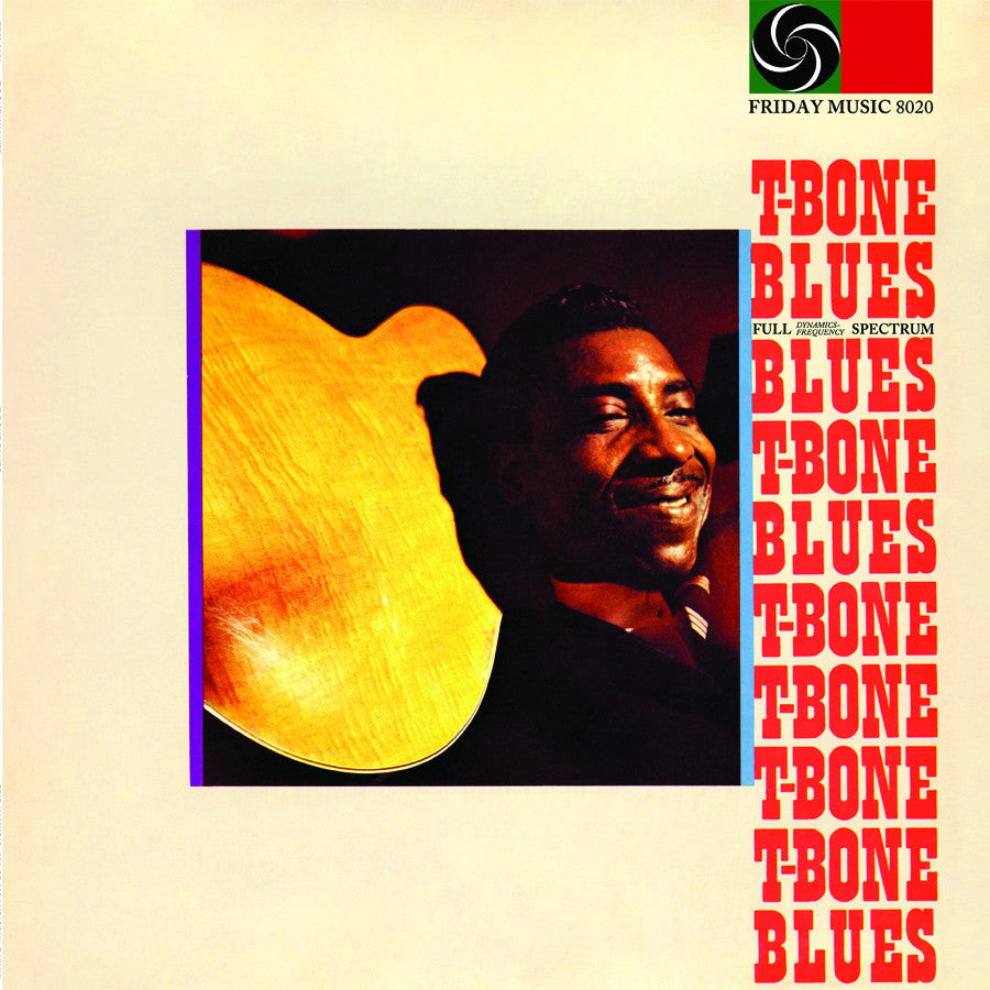 T-BONE WALKER | T-BONE BLUES (180 G AUDIOPHILE VINYL/LTD ED)