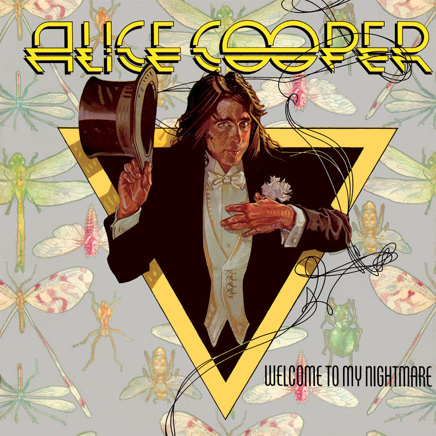 ALICE COOPER | WELCOME TO MY NIGHTMARE LP (180 GRAM AUDIOPHILE VINYL)