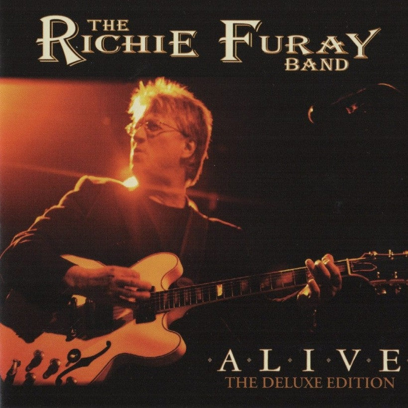 THE RICHIE FURAY BAND | ALIVE-THE DELUXE EDITION 2 CD (Original Recording Remastered/Limited Edition/Bonus Tracks)