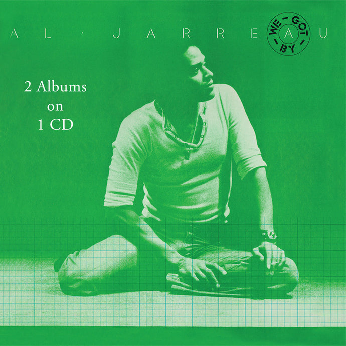 AL JARREAU | WE GOT BY & GLOW CD