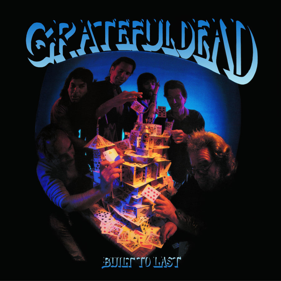 GRATEFUL DEAD | BUILT TO LAST LP (180 GRAM AUDIOPHILE VINYL)