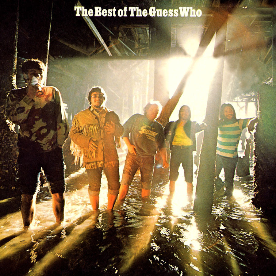 The Guess Who The Best Of The Guess Who Lp 180 Gram