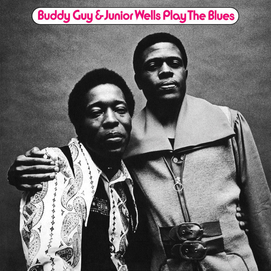 BUDDY GUY/ JUNIOR WELLS | PLAY THE BLUES-THE DELUXE EDITION CD