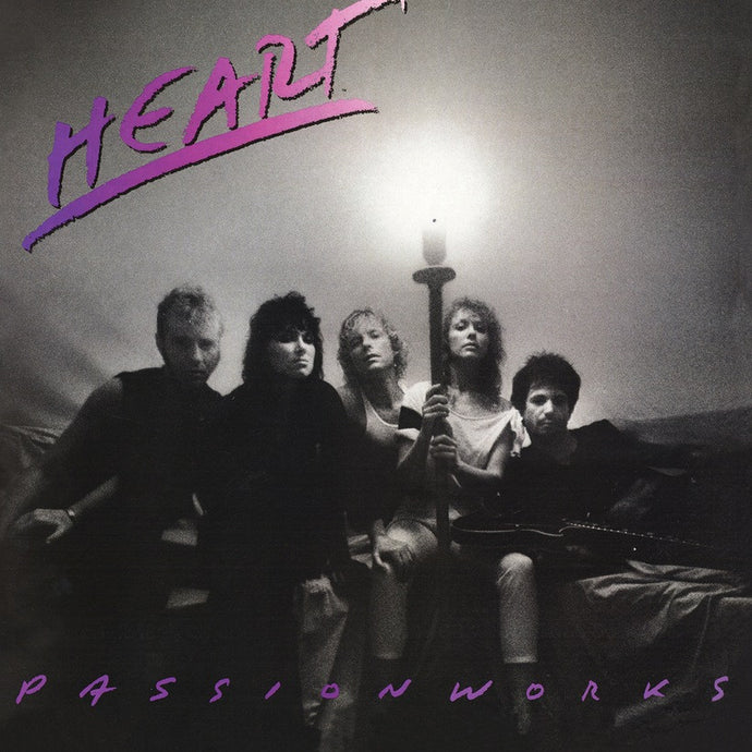 HEART | PASSIONWORKS (180 GRAM AUDIOPHILE PURPLE VINYL/LIMITED EDITION/GATEFOLD COVER)