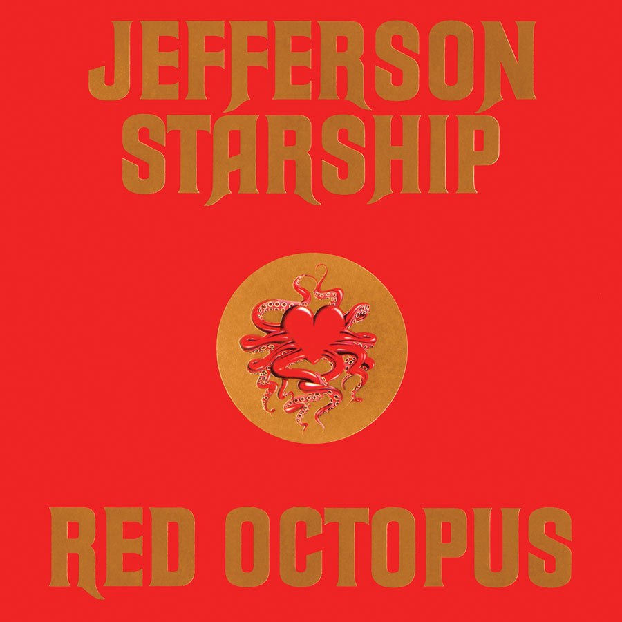 JEFFERSON STARSHIP | RED OCTOPUS (180 GRAM AUDIOPHILE VINYL/LIMITED EDITION)