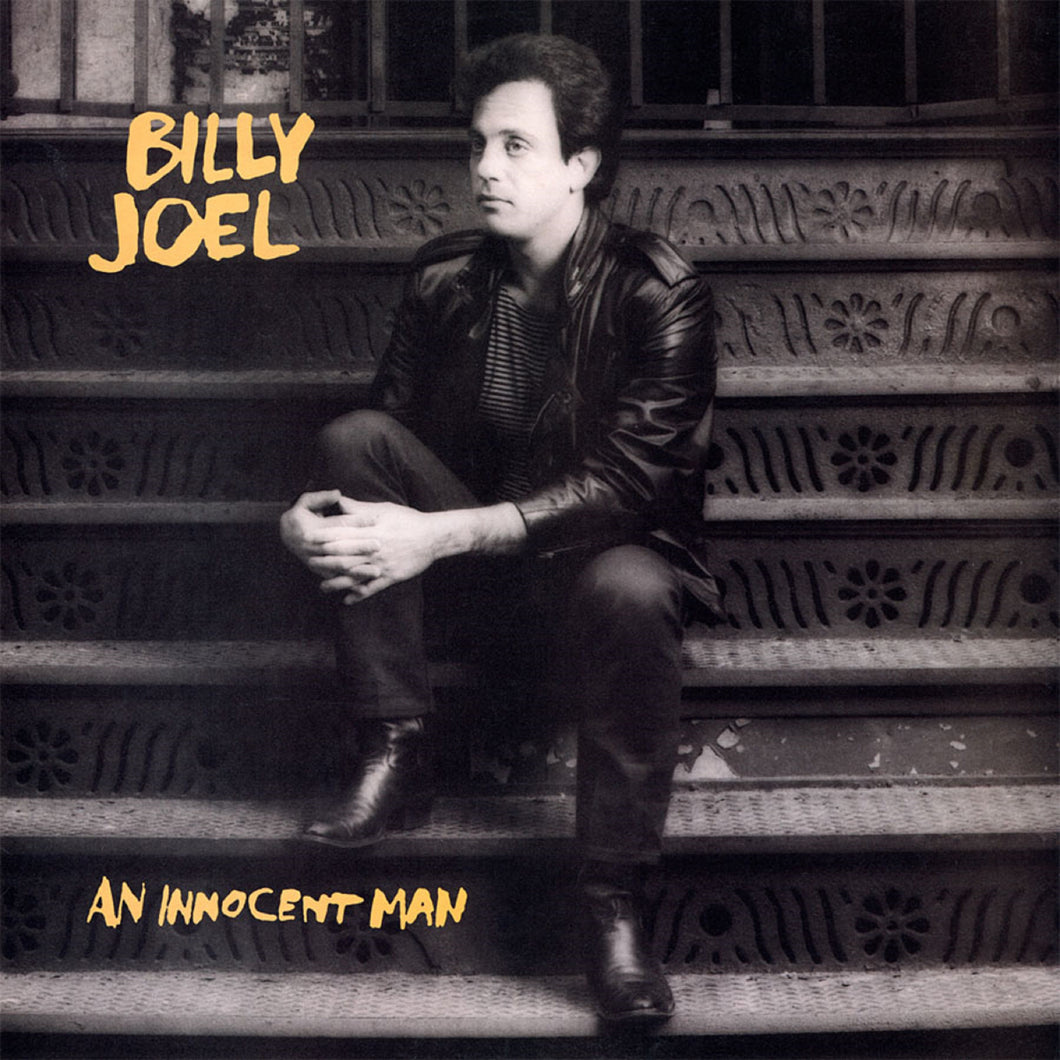BILLY JOEL | AN INNOCENT MAN (180 GRAM AUDIOPHILE TRANSLUCENT BLUE VINYL/LIMITED ANNIVERSARY EDITION)