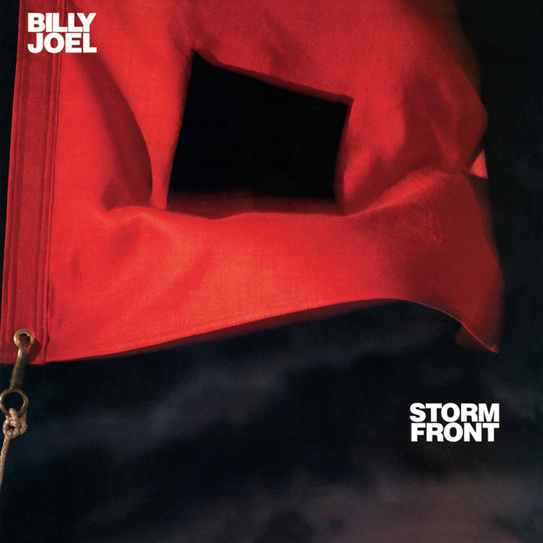 BILLY JOEL | STORM FRONT (180 GRAM AUDIOPHILE RED VINYL/LIMITED ANNIVERSARY EDITION/GATEFOLD)