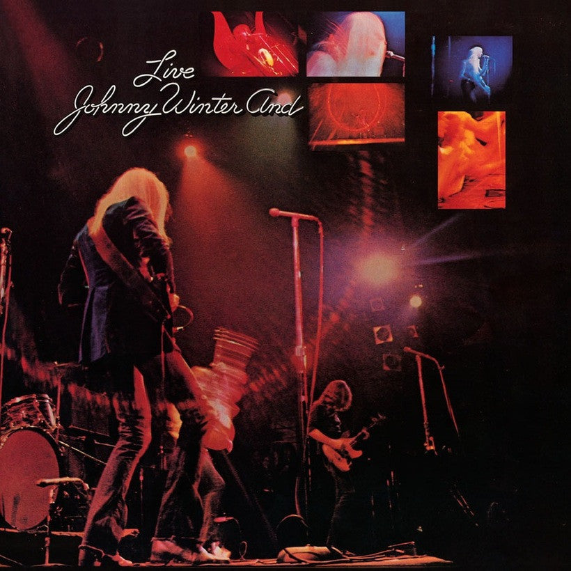 JOHNNY WINTER | JOHNNY WINTER AND LIVE (180 GRAM AUDIOPHILE VINYL/ANNIVERSARY LIMITED EDITION)