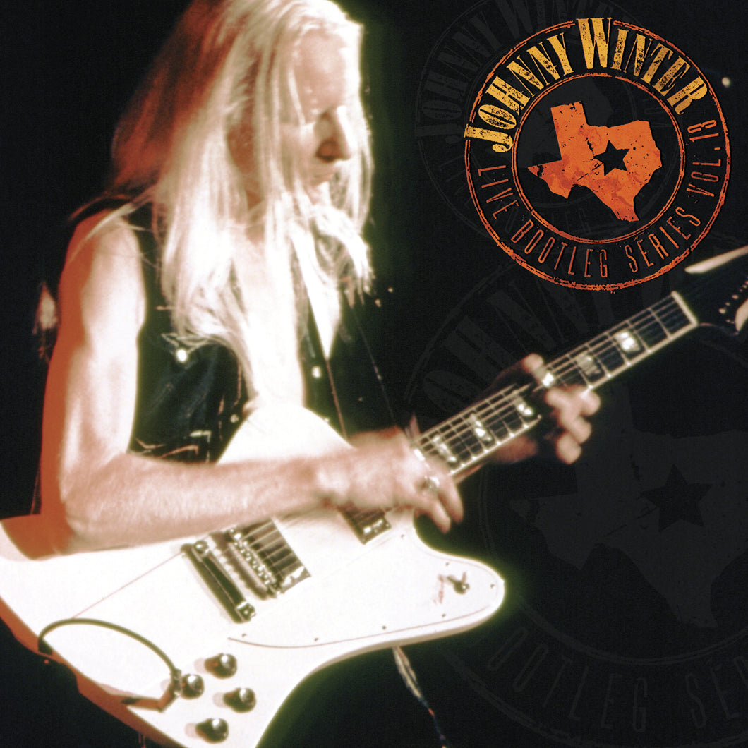 JOHNNY WINTER | LIVE BOOTLEG SERIES VOLUME 13 CD (ORIGINAL RECORDING REMASTERED/LIMITED EDITION)