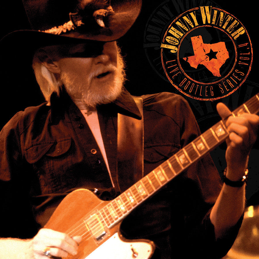JOHNNY WINTER |  LIVE BOOTLEG SERIES VOLUME 4 (180 GRAM AUDIOPHILE CLEAR VINYL/LIMITED EDITION)