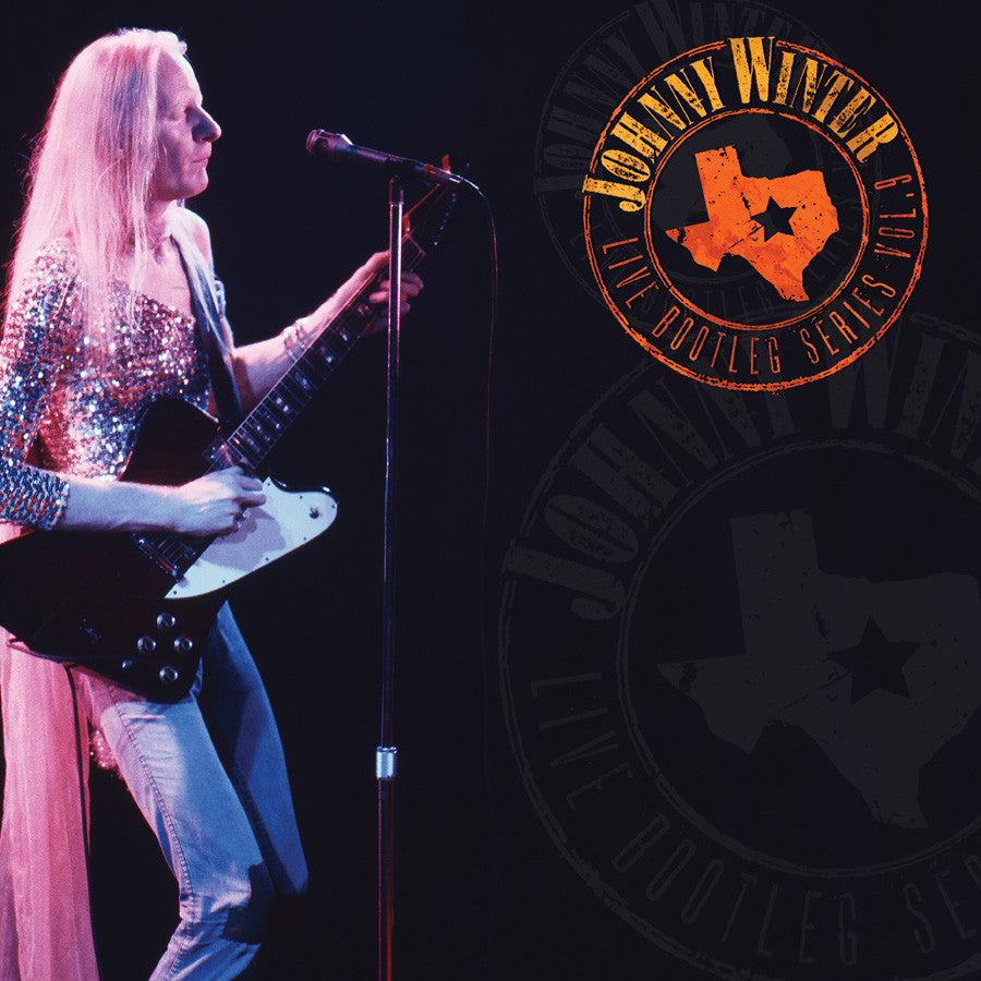 JOHNNY WINTER | LIVE BOOTLEG SERIES VOLUME 9 CD