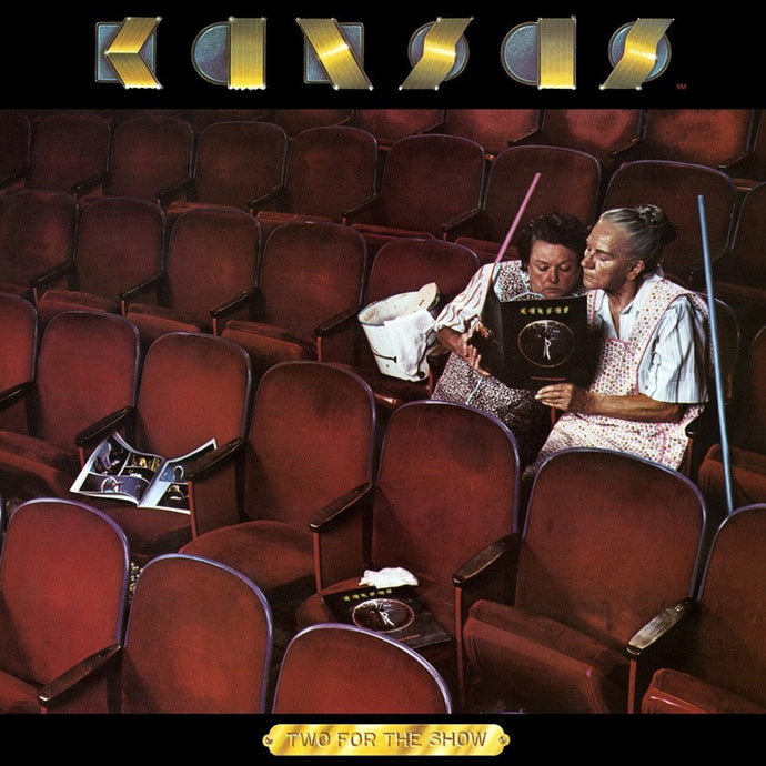 KANSAS |  TWO FOR THE SHOW (180 GRAM AUDIOPHILE VINYL/LIMITED EDITION)