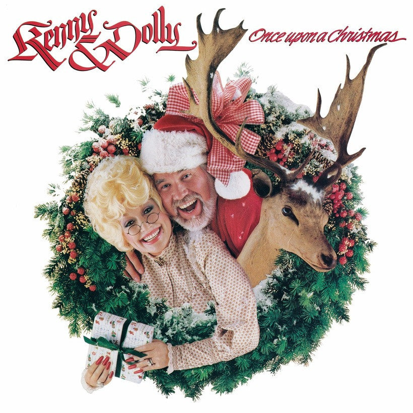 ROGERS/PARTON | ONCE UPON A CHRISTMAS (180 GRAM AUDIOPHILE TRANSLUCENT GREEN VINYL/LIMITED EDITION/GATEFOLD)