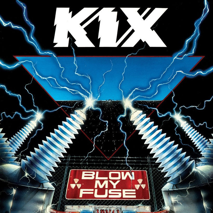 KIX | BLOW MY FUSE (180 GRAM AUDIOPHILE VINYL/LIMITED ANNIVERSARY EDITION)